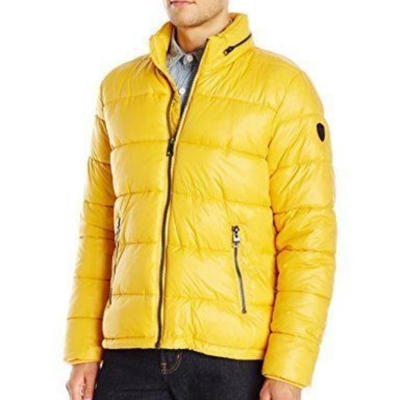 73a68be98d7e Men s Guess Puffer Jacket